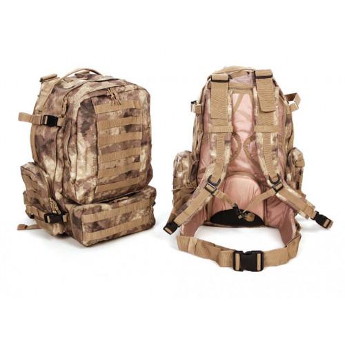 Assault pack 3-days contents 60 ltr.