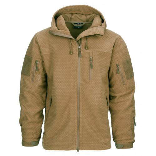 Hexagon fleece vest