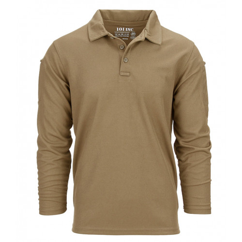 Tactical polo Quick Dry long sleeve