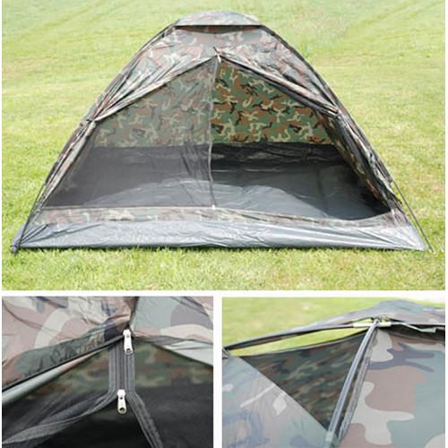 Tent 2 man monodone camouflage