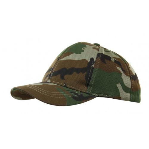 Kids cap without logo