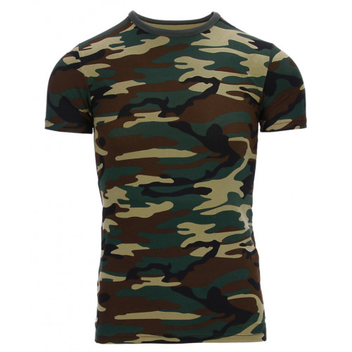 Kids t-shirt camo