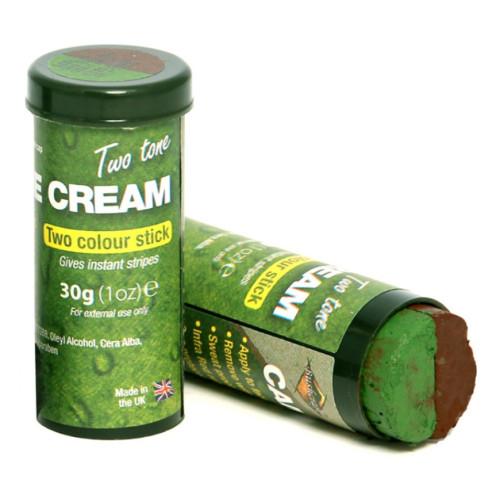 BCB camo stick 2 color Brown/Green