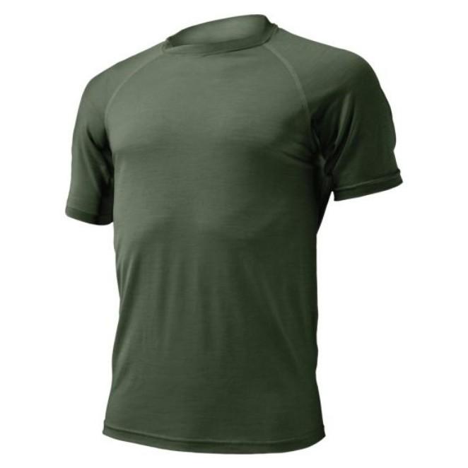 Merino Wool T-Shirt Quido