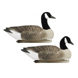 Canada goose floater flocked Heads