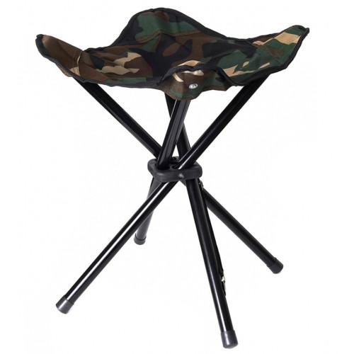 4-benet stol - Sammenklappelig