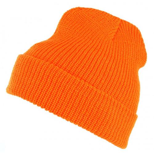 Watch cap Orange