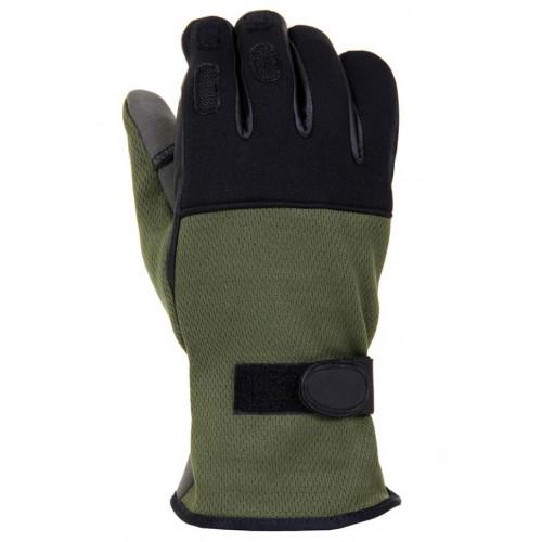 Tactical neoprene gloves