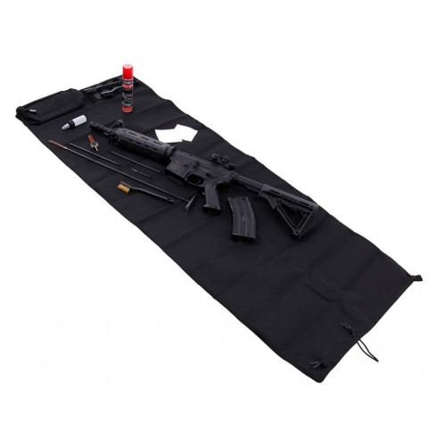Rifle maintenance mat large